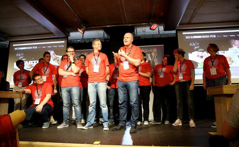 WordCamp Nederland 2016 Uitverkocht!