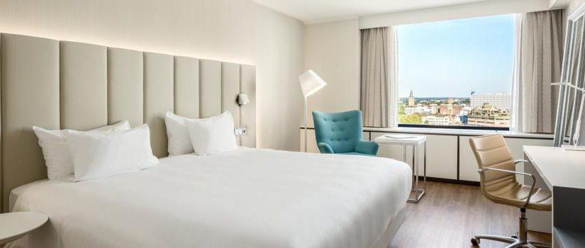 Goedkoper overnachten in NH Hotel Utrecht